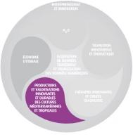 Productions et valorisations innovantes et durables des cultures méditerranéennes